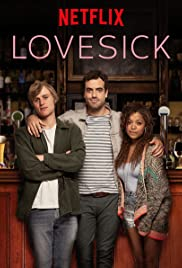 Lovesick Poster - TV Show Forum, Cast, Reviews