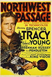 Northwest Passage (1940) Poster - Movie Forum, Cast, Reviews
