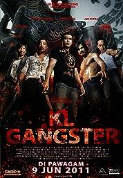 KL Gangster (2011) poster
