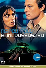 Blindpassasjer Poster