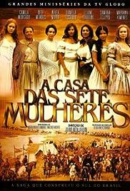 A Casa das Sete Mulheres Poster