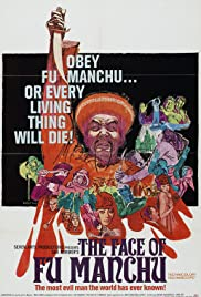 The Face of Fu Manchu (1965) Poster - Movie Forum, Cast, Reviews