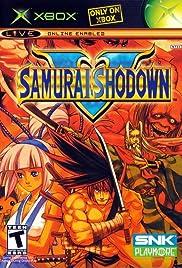 Samurai Shodown V Poster