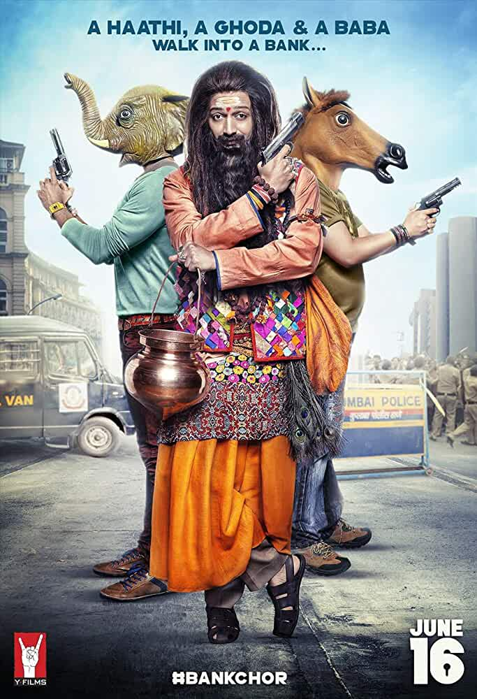 Bank Chor (2016) Full Movie | Official Trailer Watch Online HD
