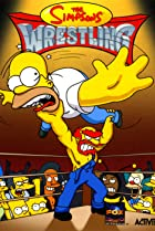 Image of The Simpsons: Wrestling