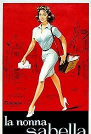 La nonna Sabella Poster