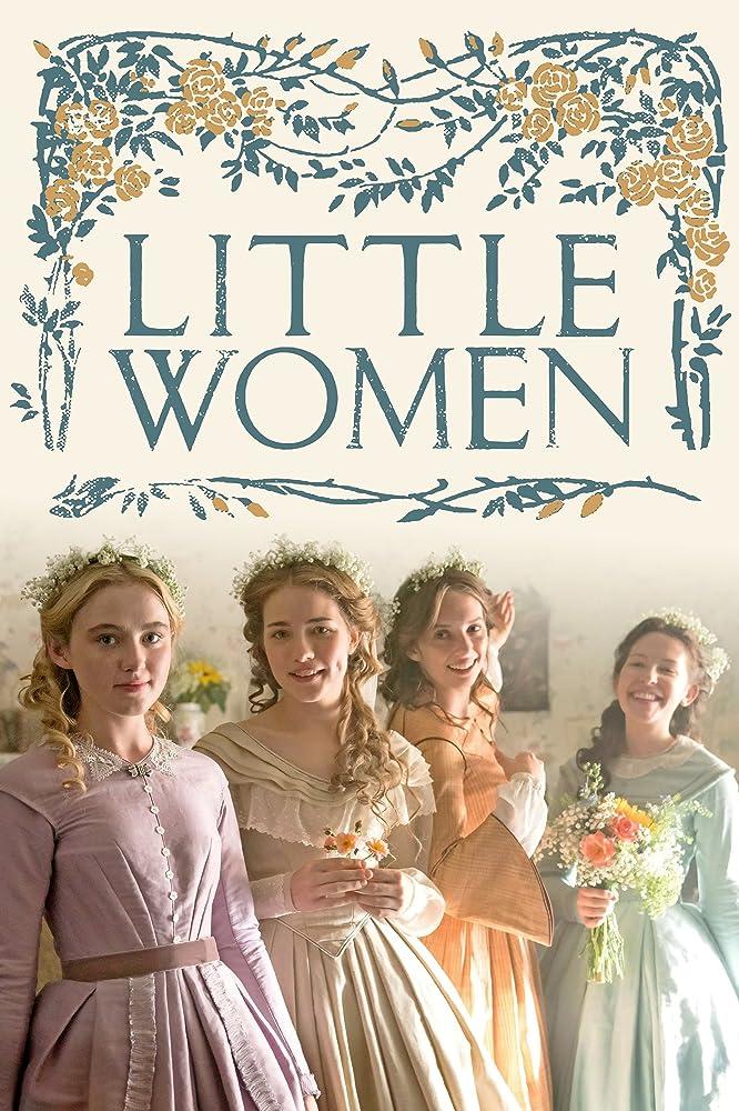 Kathryn Newton, Maya Hawke, Willa Fitzgerald, and Annes Elwy in Little Women (2017)