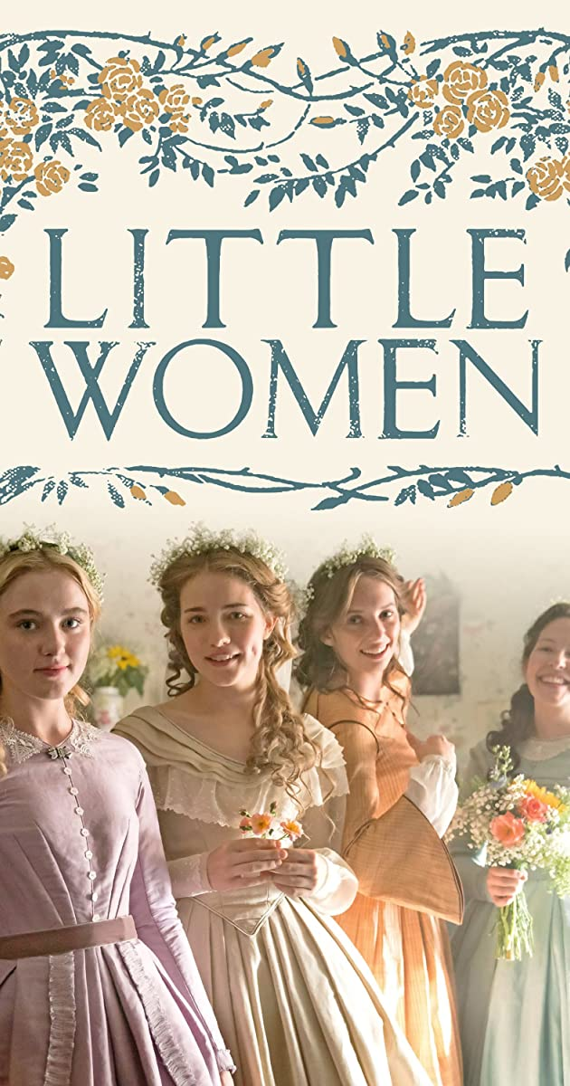 Book Cover Series Imdb : Little women tv mini series imdb