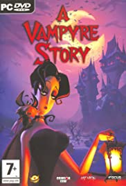 A Vampyre Story Poster