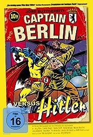 Captain Berlin versus Hitler Poster