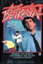 Act of Betrayal Poster