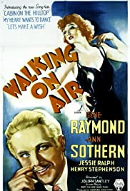 Walking on Air (1936) Poster - Movie Forum, Cast, Reviews