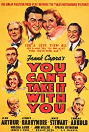 You Can't Take It with You Poster