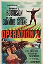 Image of Operation X