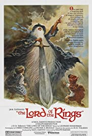 The Lord of the Rings (1978) Poster - Movie Forum, Cast, Reviews