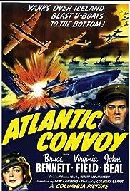 Atlantic Convoy Poster