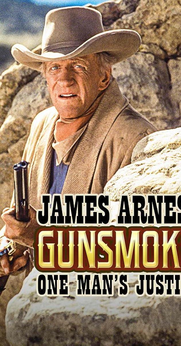 gunsmoke one mans justice tv movie 1994 filming