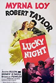 Lucky Night (1939) Poster - Movie Forum, Cast, Reviews