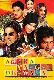 Awara Paagal Deewana Poster