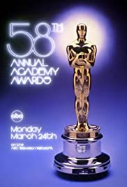 The 58th Annual Academy Awards (1986) Poster - TV Show Forum, Cast, Reviews