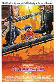 An American Tail (1986) Poster - Movie Forum, Cast, Reviews