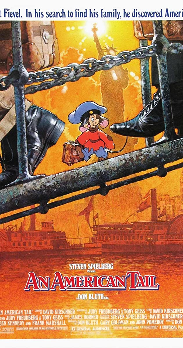 An American Tail (1986...