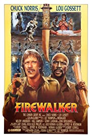 Firewalker (1986) Poster - Movie Forum, Cast, Reviews