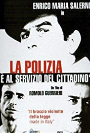 The Police Serve the Citizens? Poster