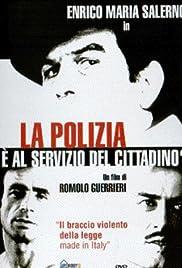 La polizia è al servizio del cittadino? Poster