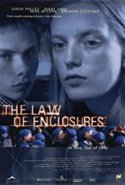 The Law of Enclosures Poster