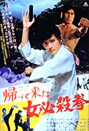 The Return of the Sister Street Fighter Poster