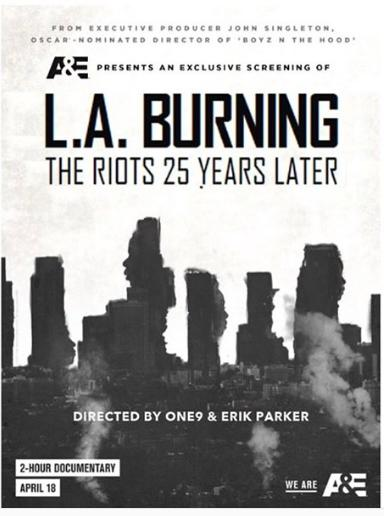 Image L.A. Burning: The Riots 25 Years Later (2017) (TV) Watch Full Movie Free Online