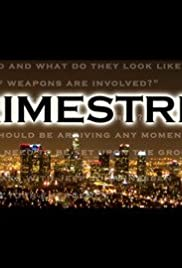 Crime Strike Poster