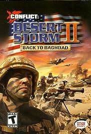 Conflict: Desert Storm II - Back to Baghdad Poster