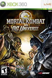 Mortal Kombat vs. DC Universe (2008) Poster - Movie Forum, Cast, Reviews