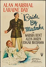 Bride by Mistake (1944) Poster - Movie Forum, Cast, Reviews
