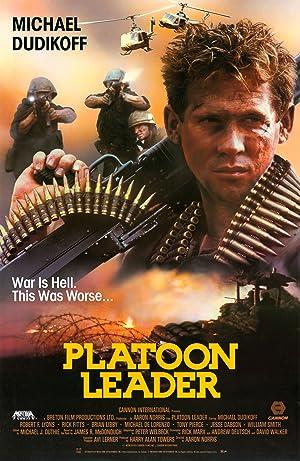 Movie Platoon Leader (1988)