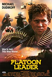 Platoon Leader (1988) Poster - Movie Forum, Cast, Reviews