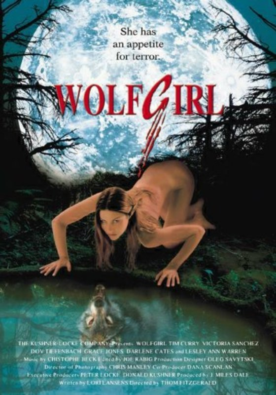 IMDB image of Wolf Girl poster