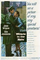 Miracle in the Rain (1956) Poster