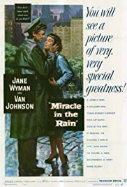 Miracle in the Rain Poster