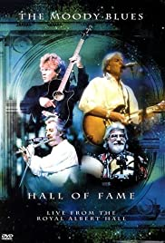 The Moody Blues Hall of Fame: Live from the Royal Albert Hall Poster