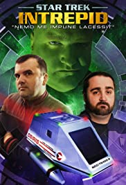 Star Trek: Intrepid Poster