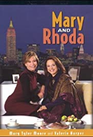 Mary and Rhoda Poster