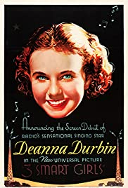 Three Smart Girls (1936) Poster - Movie Forum, Cast, Reviews