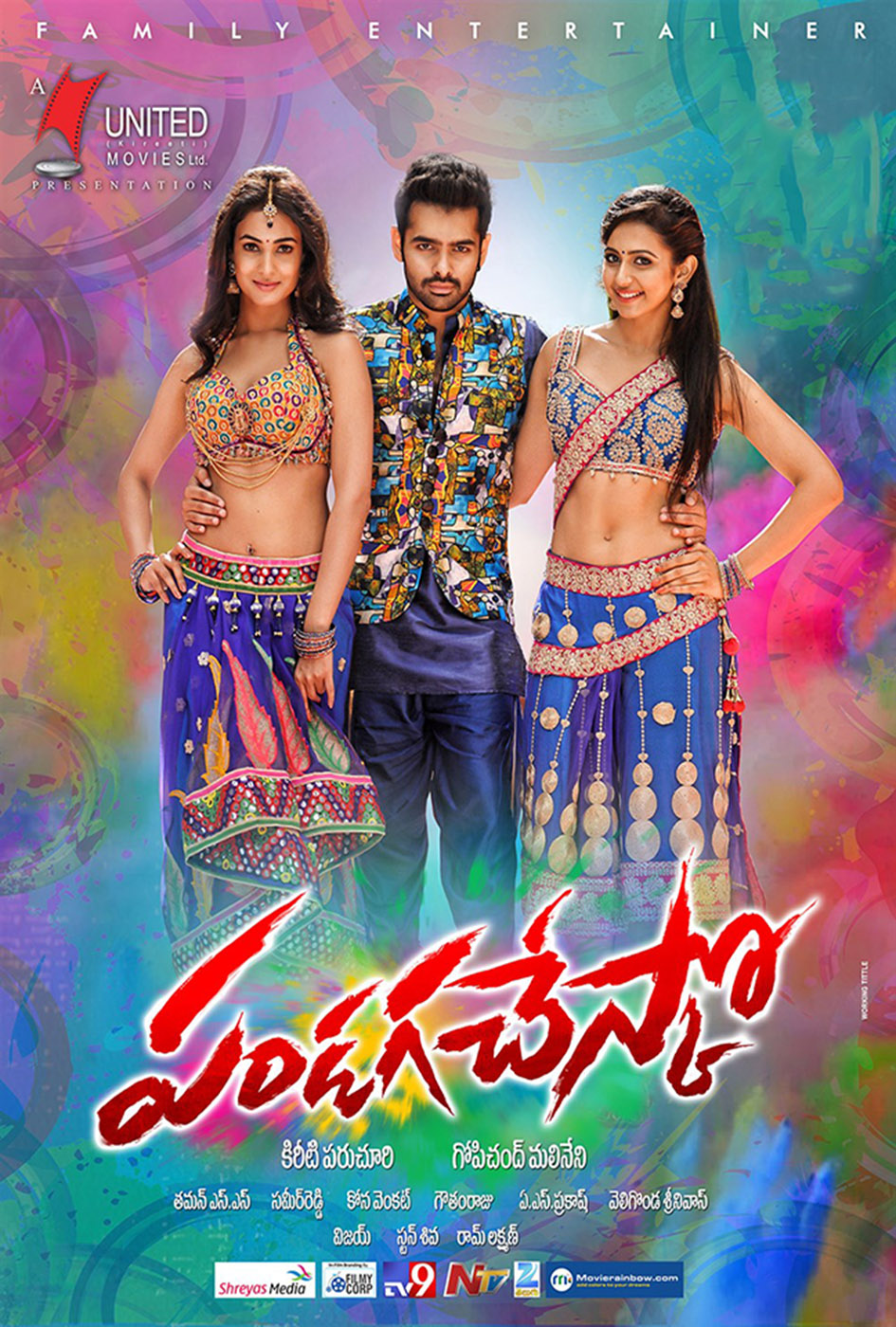 Businessman 2 Pandaga Chesko 2015 Hindi Dubbed