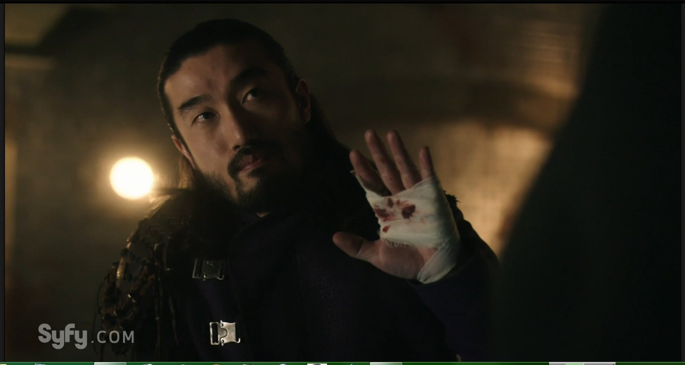 Killjoys S03E01 – Boondoggie
