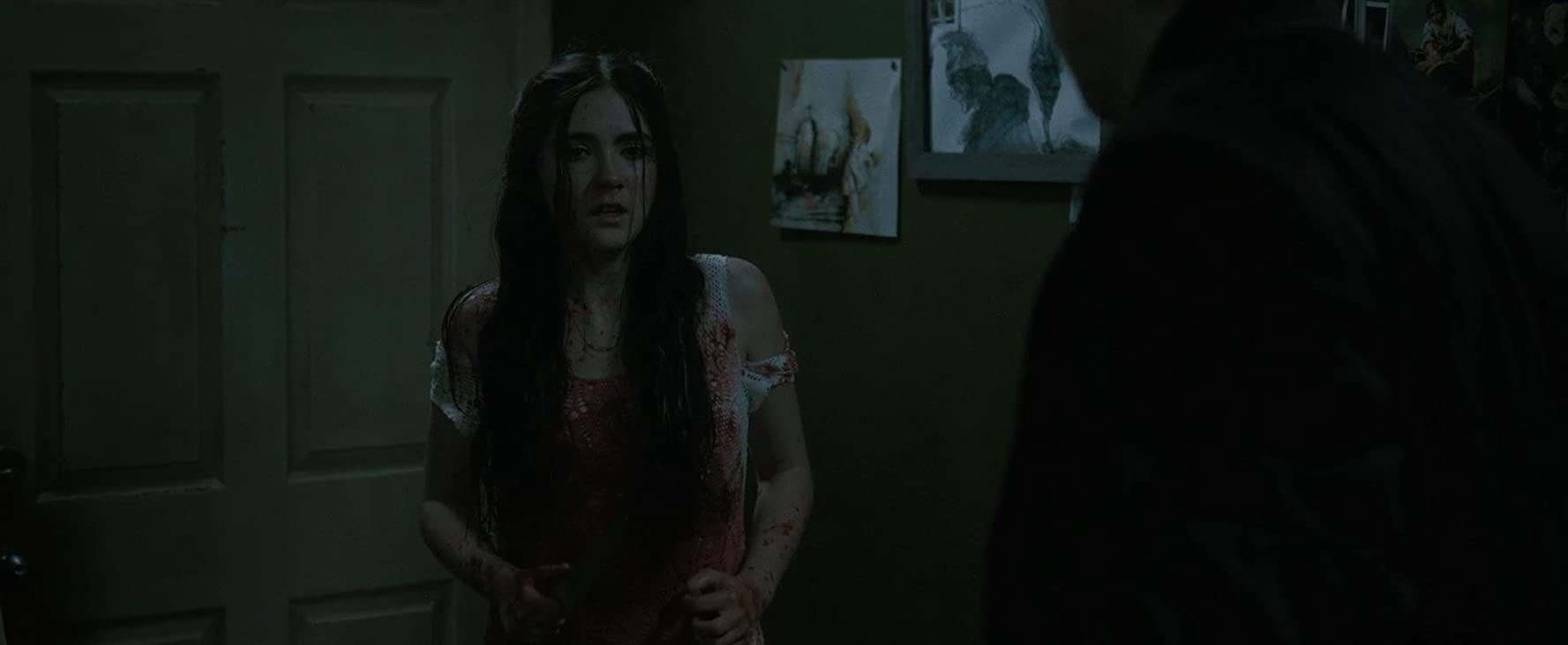 Isabelle Fuhrman in Cell (2016)