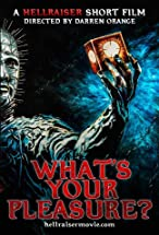 Primary image for Hellraiser: What's Your Pleasure?