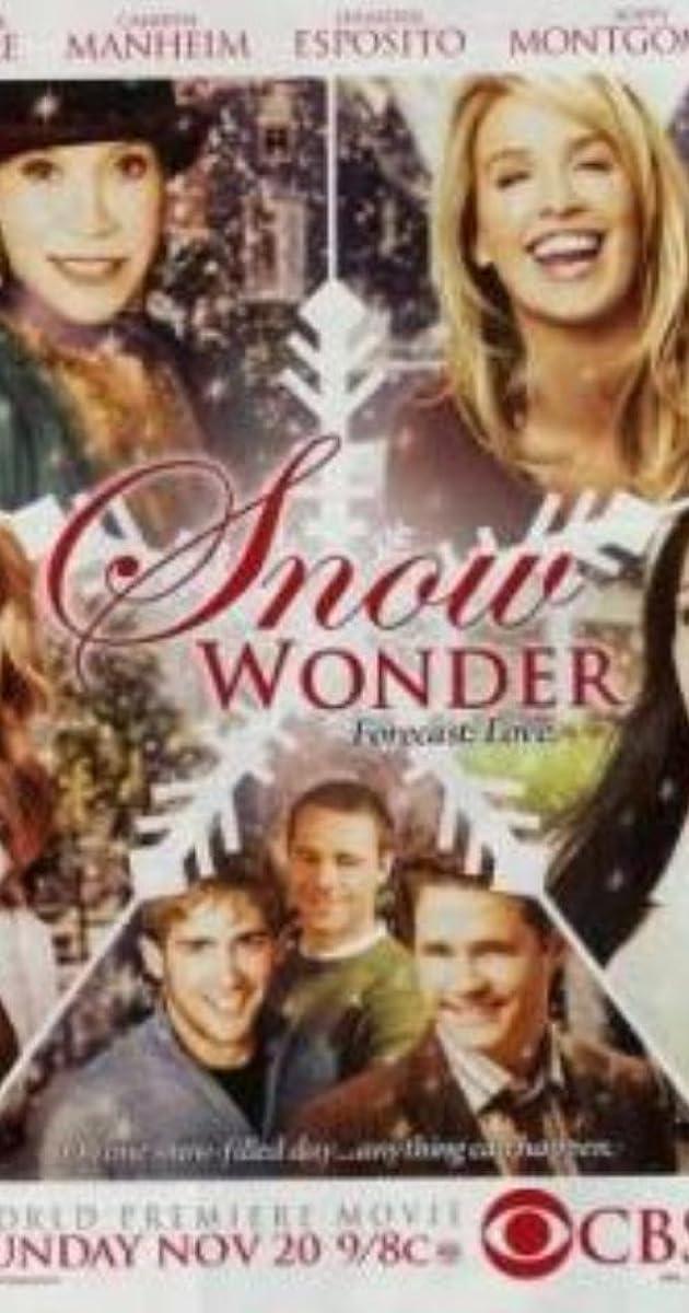 Snow Wonder (TV Movie 2005) - IMDb